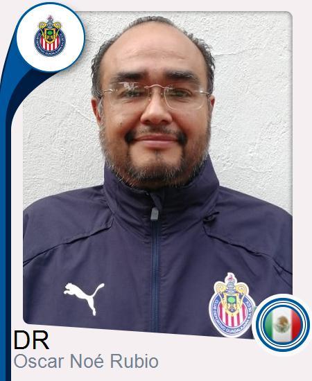 Oscar Noé Rubio López