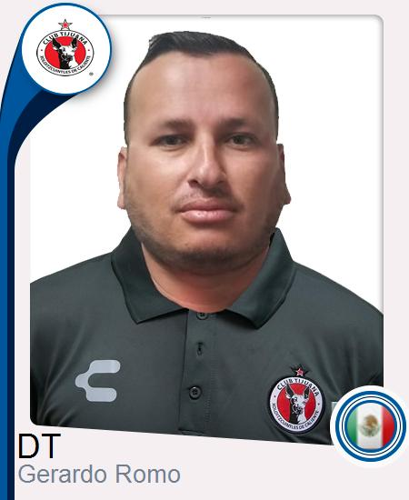 Gerardo Daniel Romo Gómez