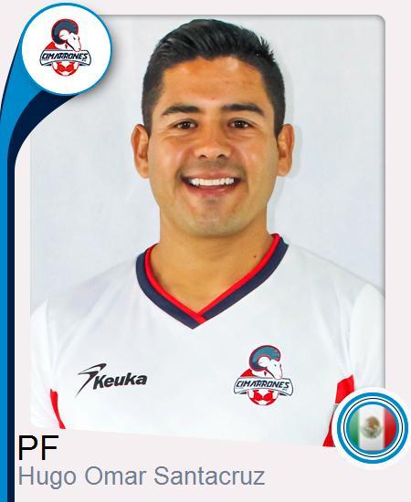 Hugo Omar Santacruz Cornejo
