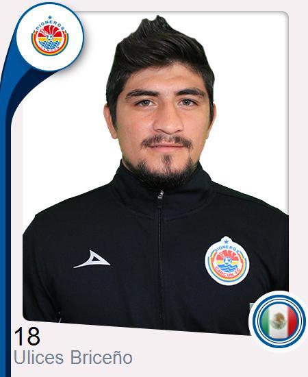 Ulíces Geovanni Briceño Pérez