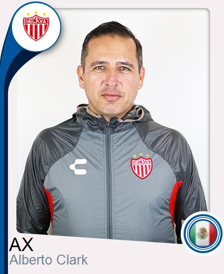 Alberto Clark García