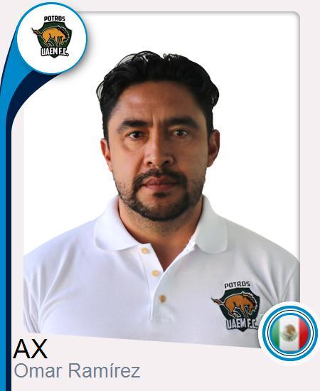 Omar Ramírez Lara