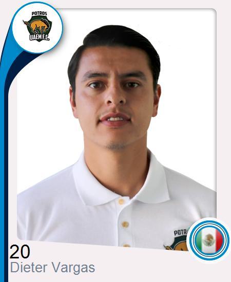 Dieter Eduardo Vargas Guzmán