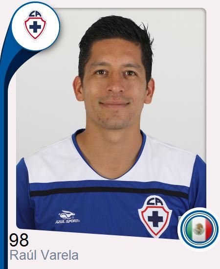 Raúl  Varela Hernández