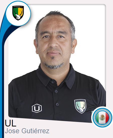 José de Jesús Alberto  Gutiérrez Castañeda