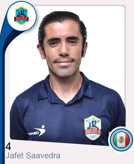 Jafet Andy Yeudiel Saavedra Campos