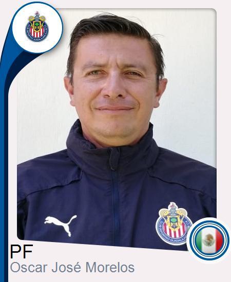 Oscar José Morelos Sánchez