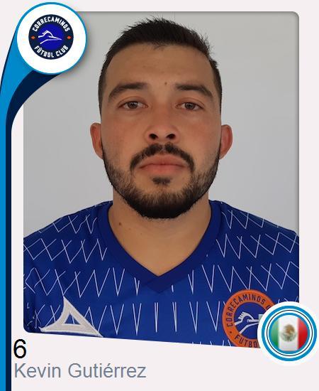 Kevin Rusell Gutiérrez González