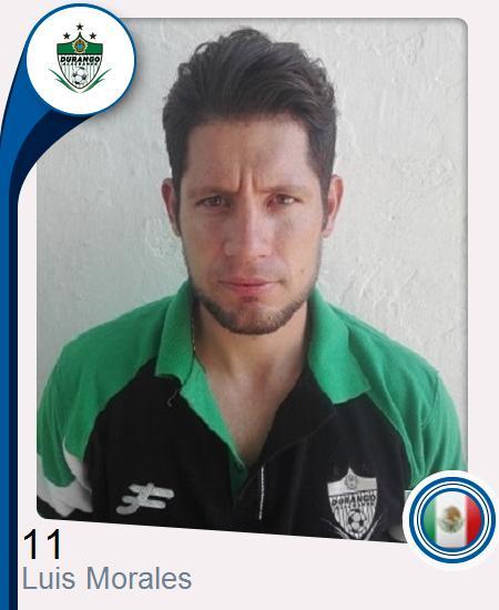Luis Ángel Morales Rojas