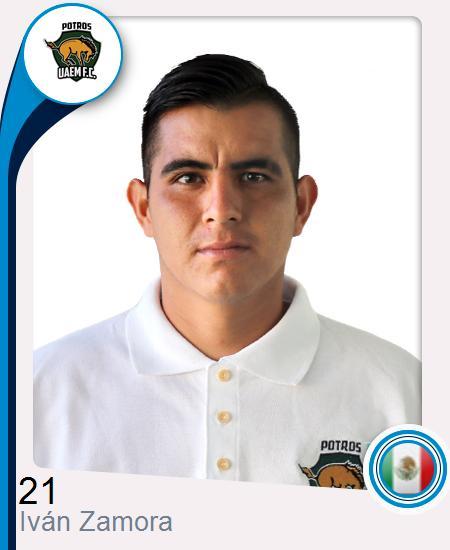 Iván Zamora Esquivel