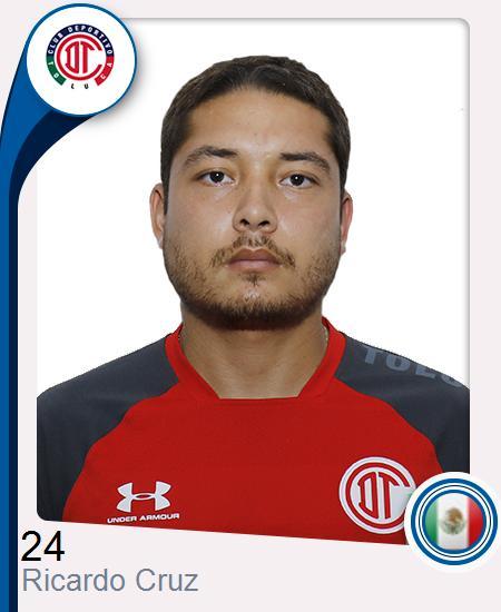 Ricardo Javier Cruz González