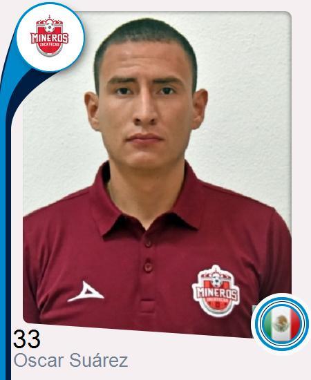 Oscar Eduardo Suárez Parra