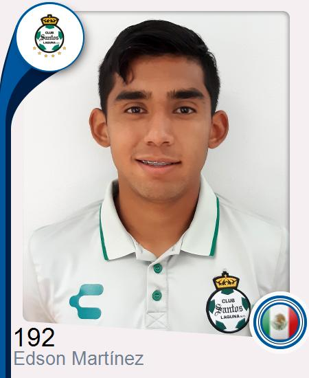Edson Martínez