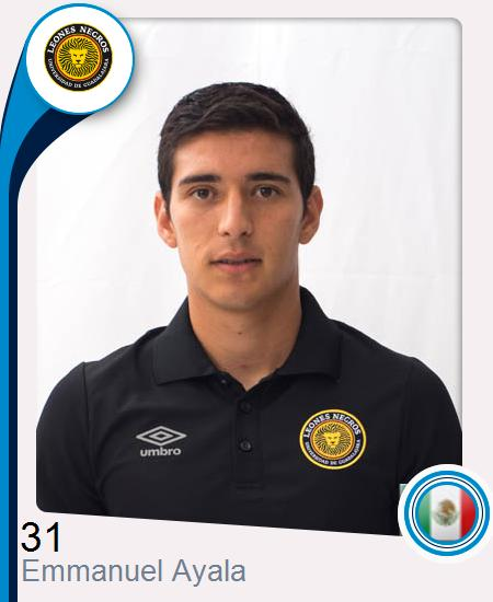 Emmanuel Alejandro Ayala Ochoa