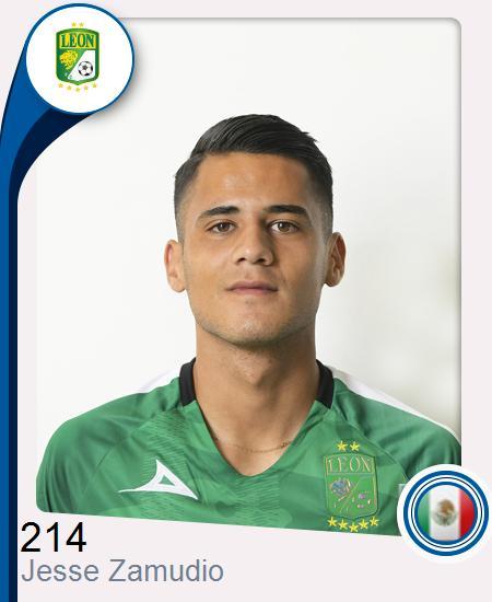 Jesse Zamudio García