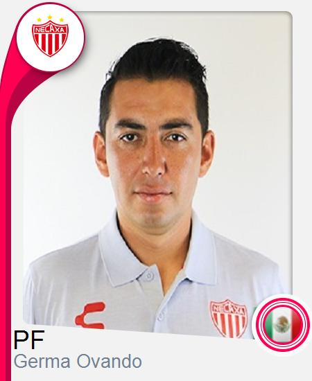 Germán Ovando Enríquez
