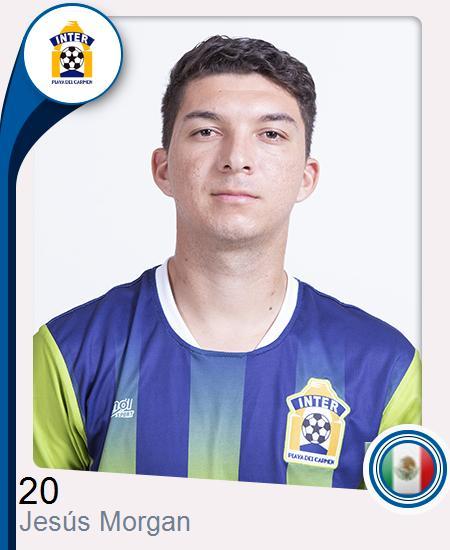 Jesús Fernando Morgan Madrid