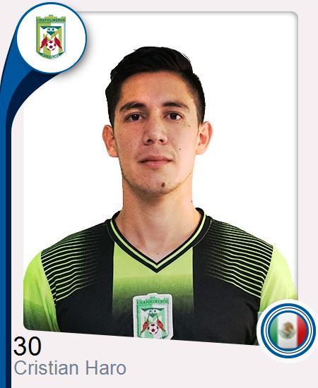 Cristian Paul Haro Soto