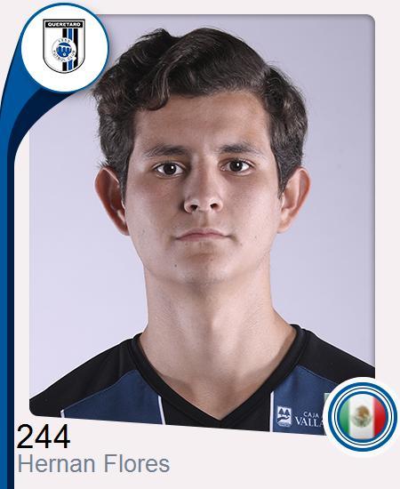 Hernán Alessandro Flores Serrano