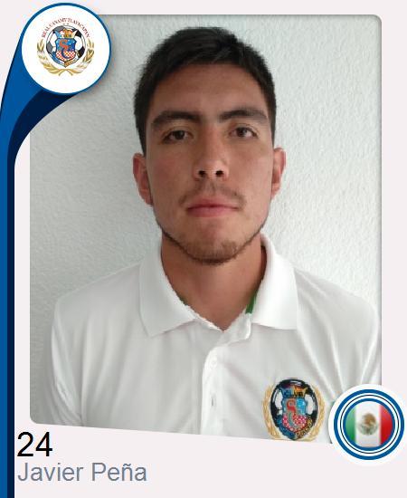 Javier Arturo Peña Fernández