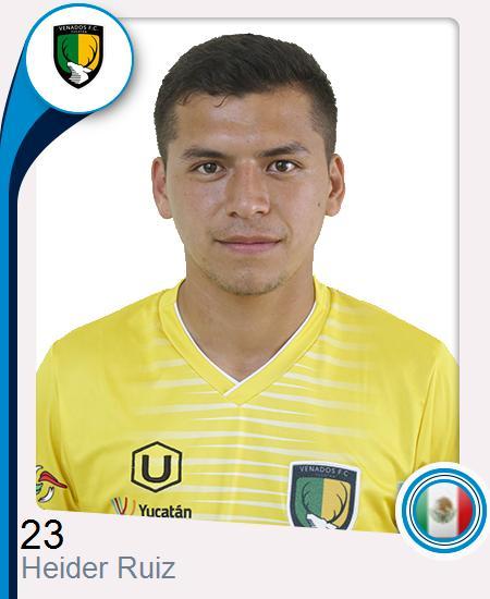 Heider Uriel Ruiz Carrera