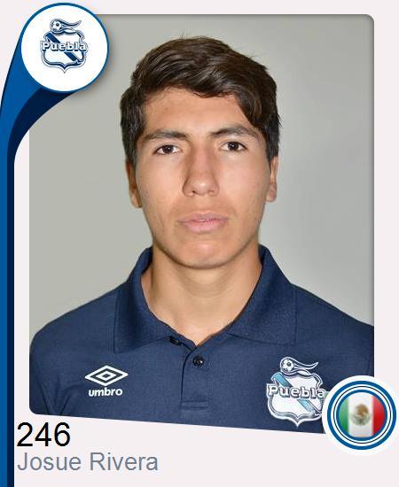 Josué Rivera Flores