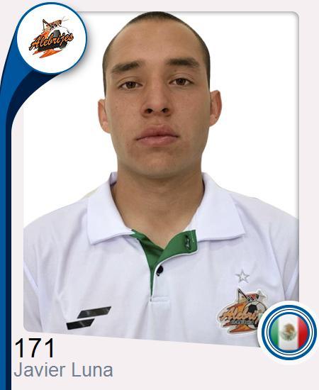 Javier Iván Luna Aguilar