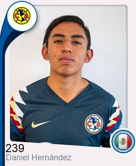 Daniel Jared Hernández Osorio