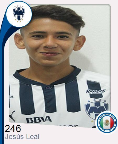 Jesús Ricardo Leal Espinoza