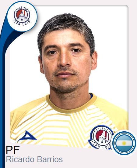 Ricardo Javier Barrios