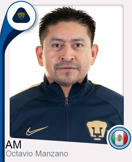 Octavio Manzano Cortez