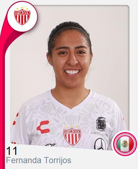 Fernanda Nefertary Torrijos Cruz