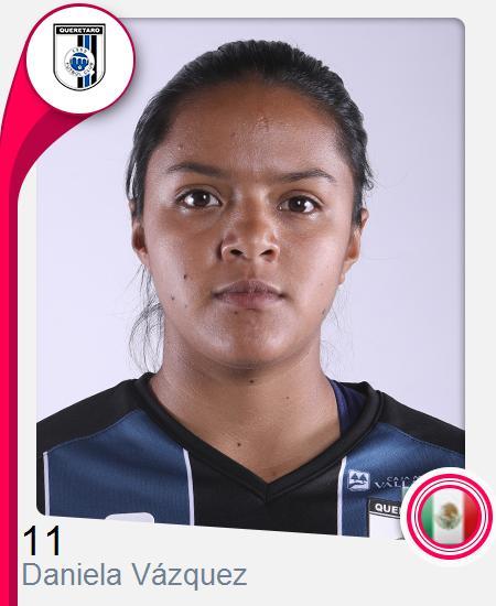 Daniela Regina Vázquez Saucedo