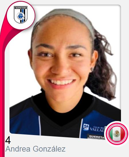 Andrea González Salinas