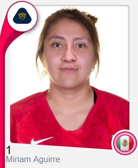 Miriam Guadalupe Aguirre Olmos