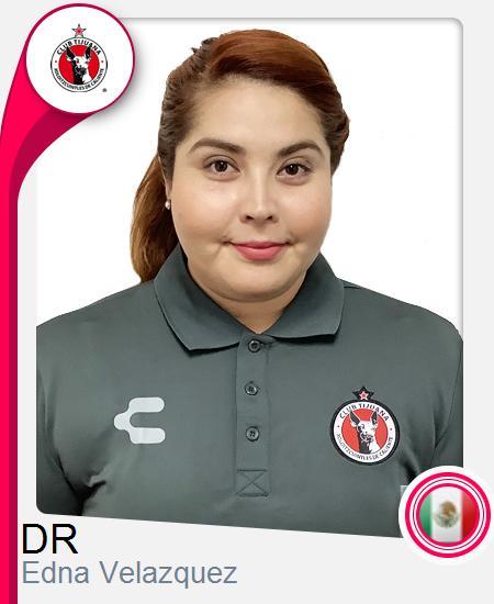 Edna Monserrat Velazquez Torres