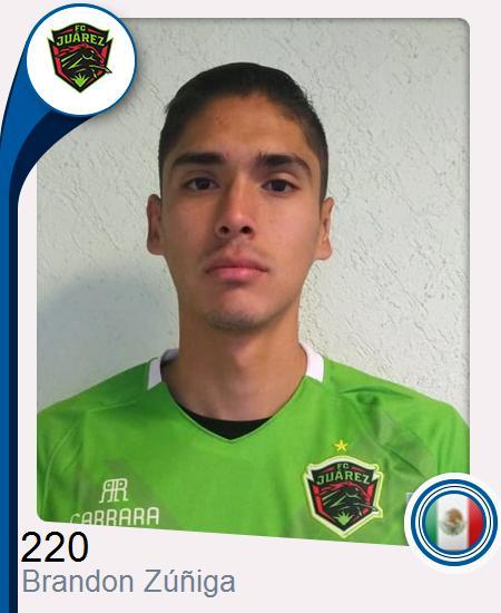 Brandon Zúñiga Oliva