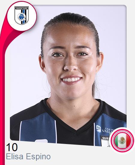 Elisa Paola Espino Mendoza