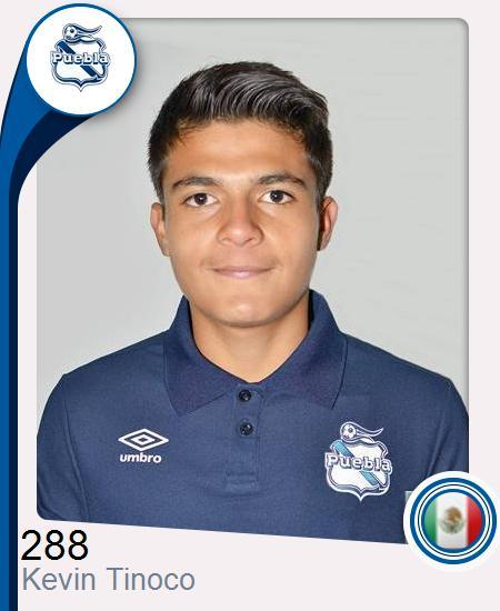 Kevin Rogelio Tinoco González