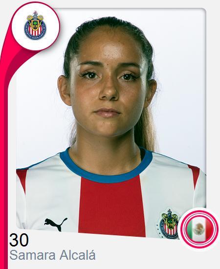 Samara Berenice Alcalá Gutiérrez