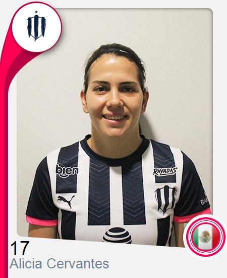 Alicia Cervantes Herrera