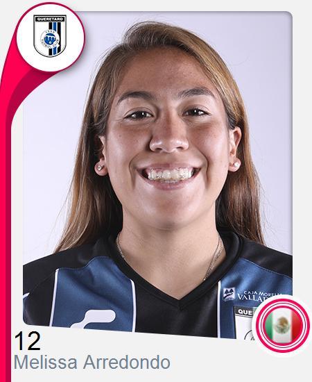 Melissa Leilani Arredondo García