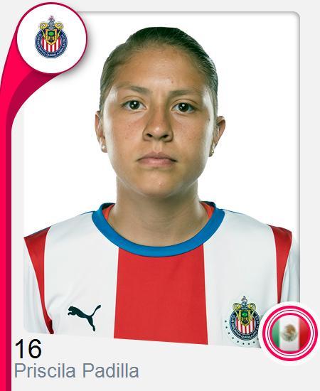 Priscila Guadalupe Padilla Rentería