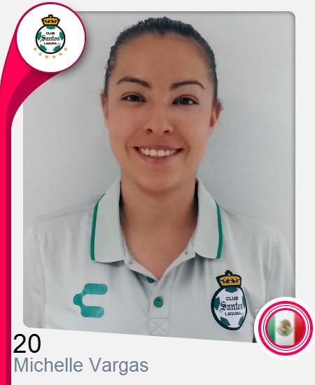 Michelle Alejandra Vargas Corral