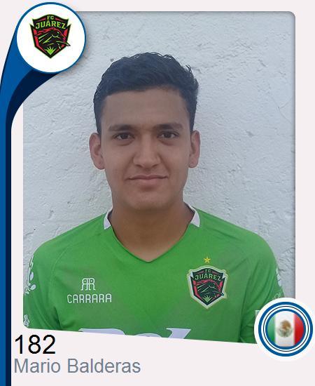 Mario Israel Balderas Juárez