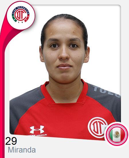 Zaira Carolina Miranda Jiménez
