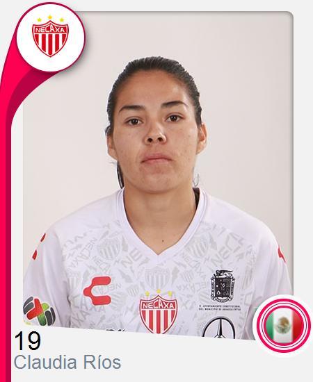 Claudia Ríos De Lira