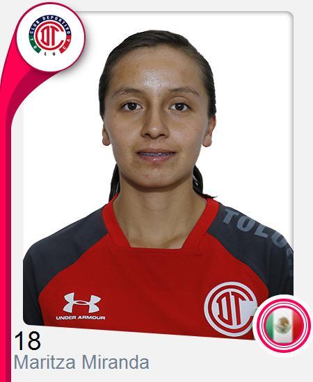 Maritza Miranda Martínez