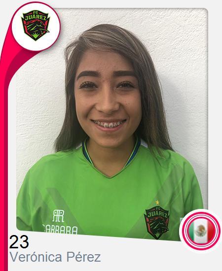 Verónica Fabiola Pérez Morales