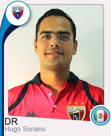 Hugo Soriano Ramírez
